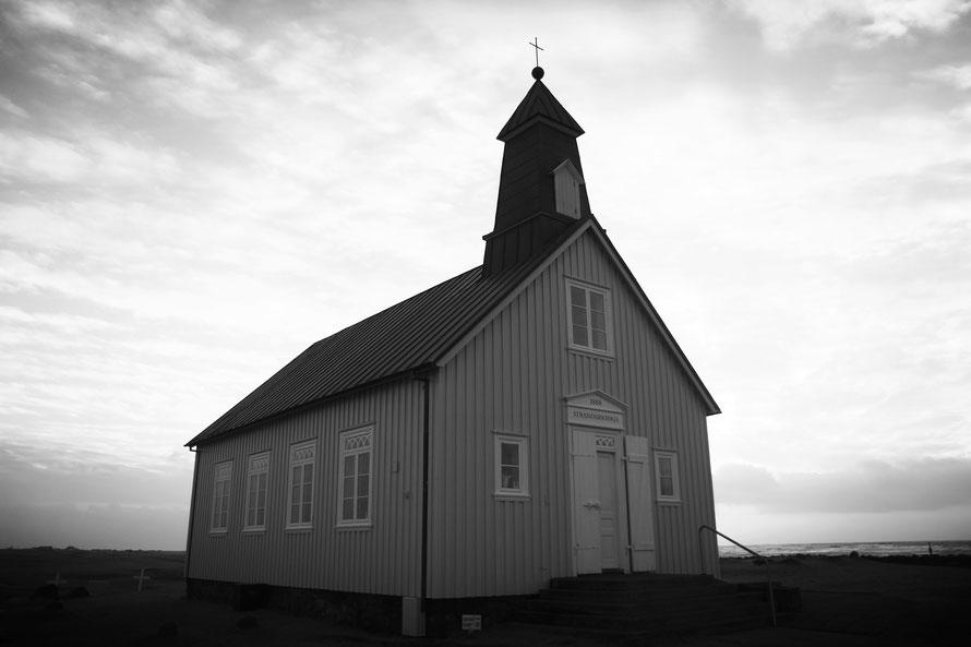 La petite église de Strandakirkja