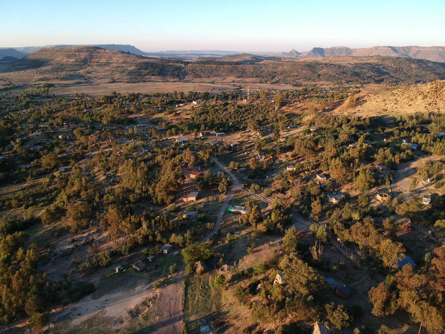 Village de Morija
