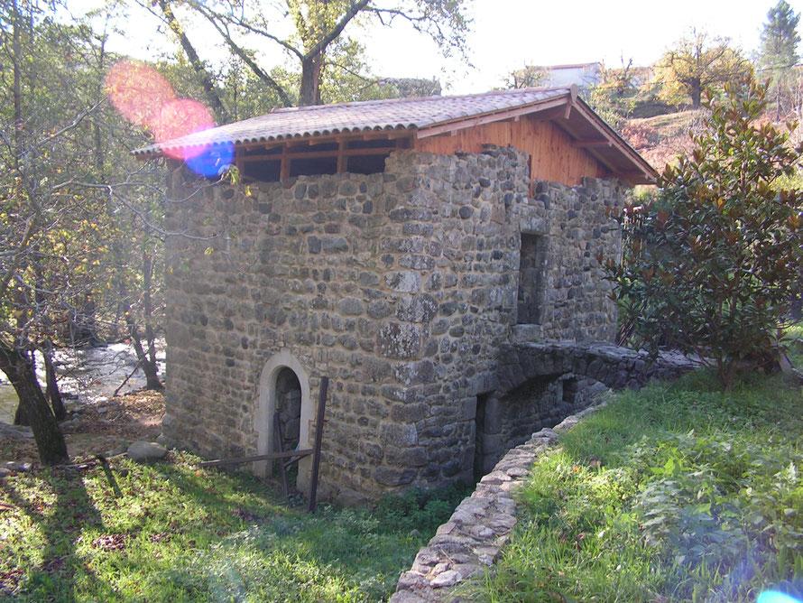 Moulin 2 vue extérieure