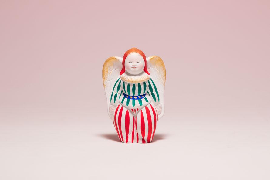 福の天使 中村人形