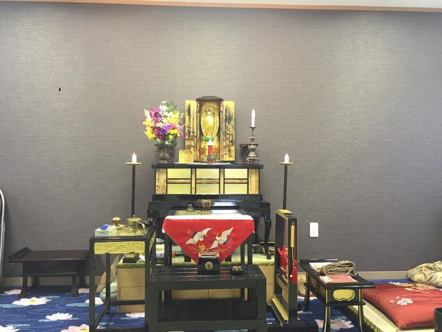 浄光寺本堂です。