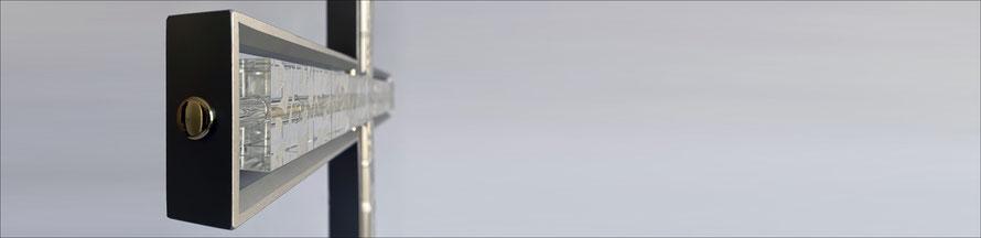 Altarkreuz, Detail