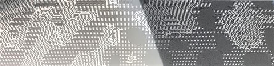 Glasfassade, Detail