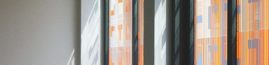 Paderborn, Anwaltskanzlei (2009), Plexiglasobjekte