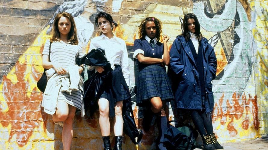 En orden: Sarah, Nancy, Rochelle y Bonnie.