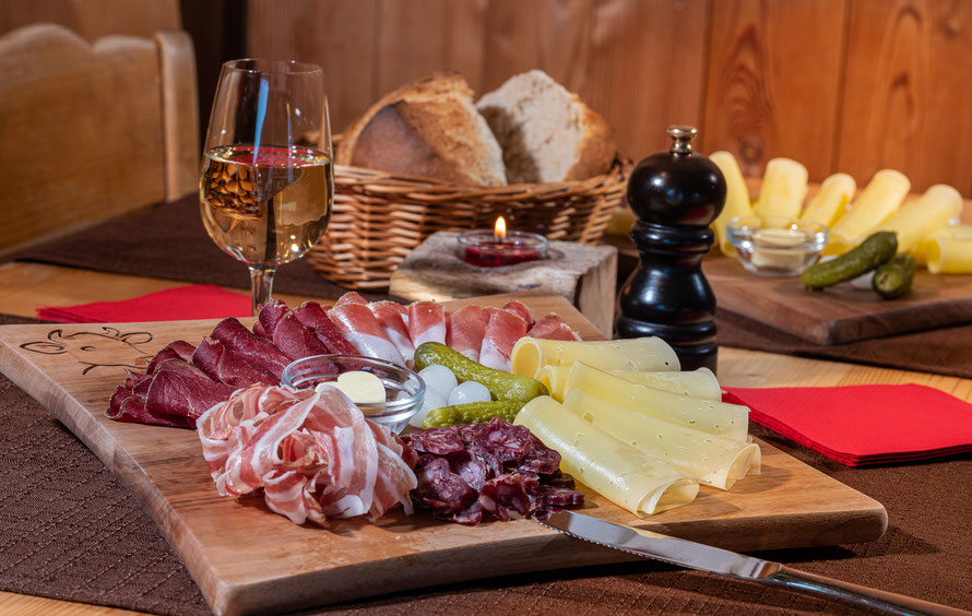 Walliser Teller, Apéro, Käseplatte, Fleischplatte, Partyservice