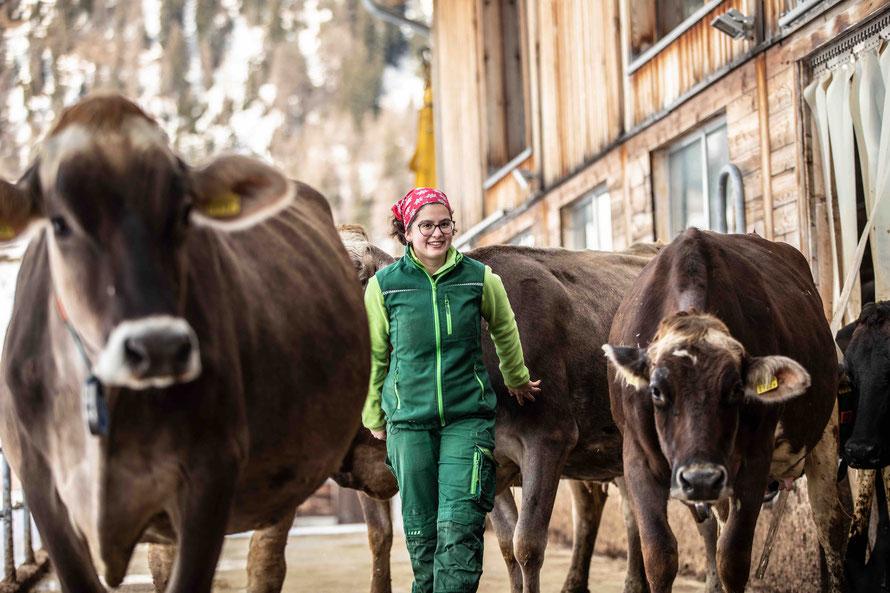 Anina Ritler, Betriebsstellvertretung
