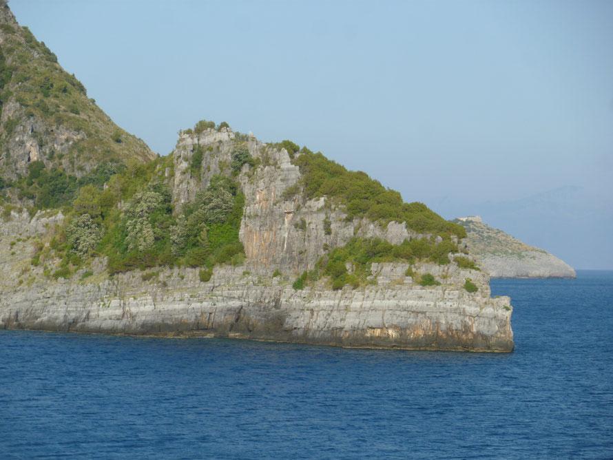 Für Taucher, Schnorchler und Bootsfahrer ist diese Bucht ein Traumort.