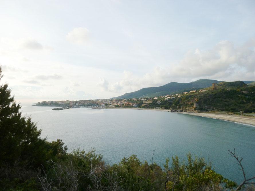 Perle des Cilento - Ausgangspunkt zum Wandern