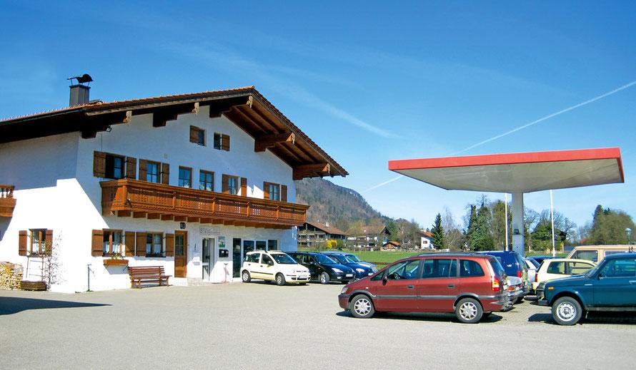 SW fahrzeugtechnik Parkplatz