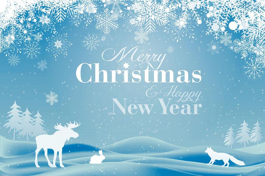 Etwas Andere Weihnachtsgrüße.Weihnachts Karten Microfasertuch4you