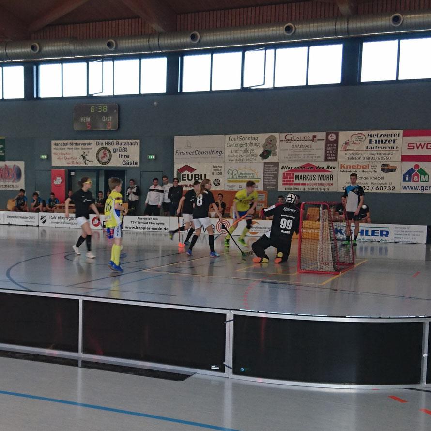 Floorball Mainz beendet die erste Saison in der U17 Liga mit Bravour