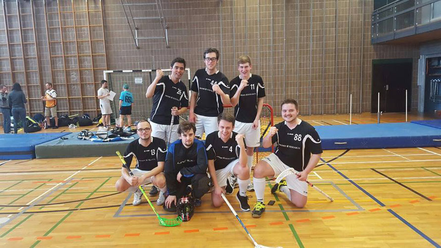 Floorball Mainz Hochschulsport