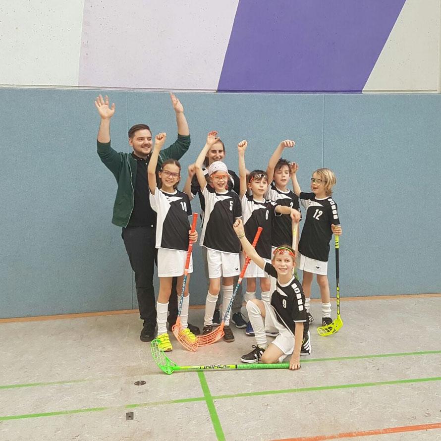 Floorball Mainz und TSG Erlensee duellieren sich zum Jahresauftakt