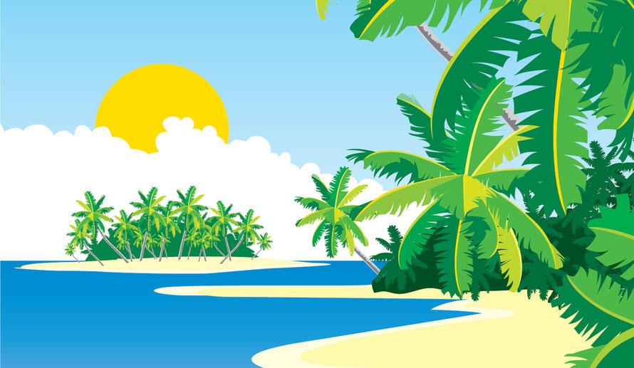 Quelque part, aux îles Caïmans...