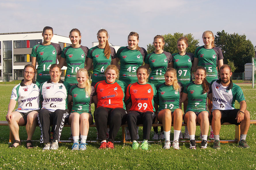 wA-Jugend Saison 2014/2015