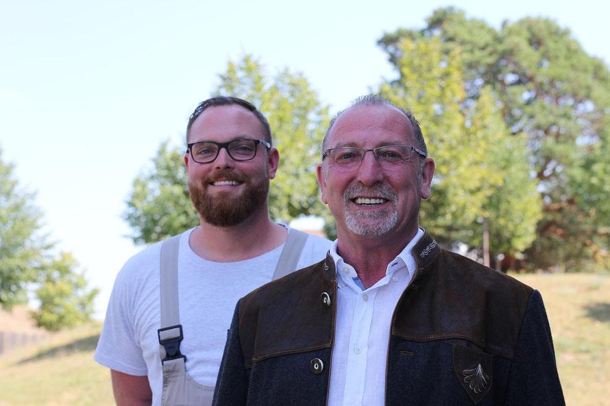 Michael und Jürgen Müller