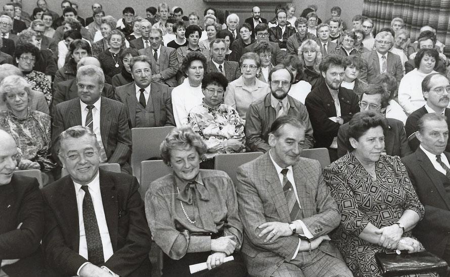Concert St. Cécile - 14.11.1987