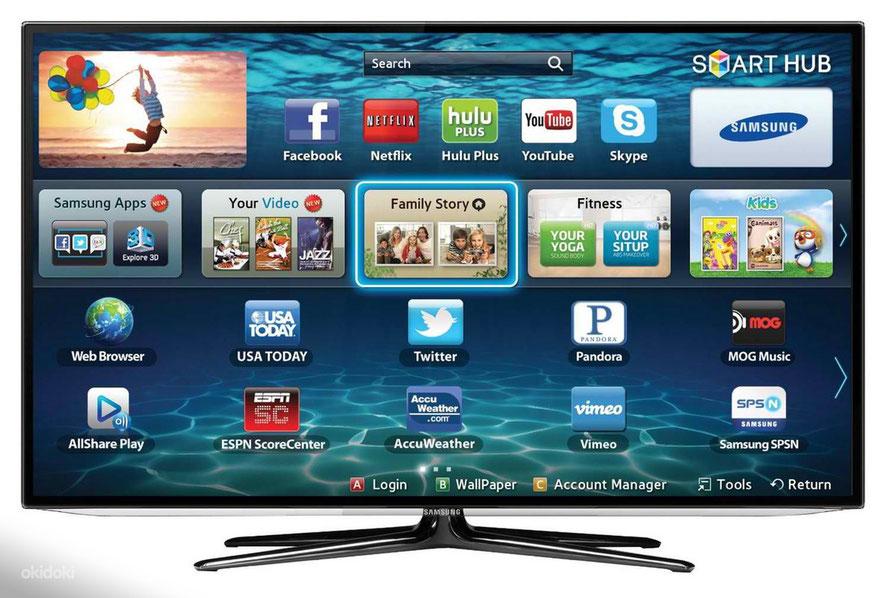 Smart TV Services