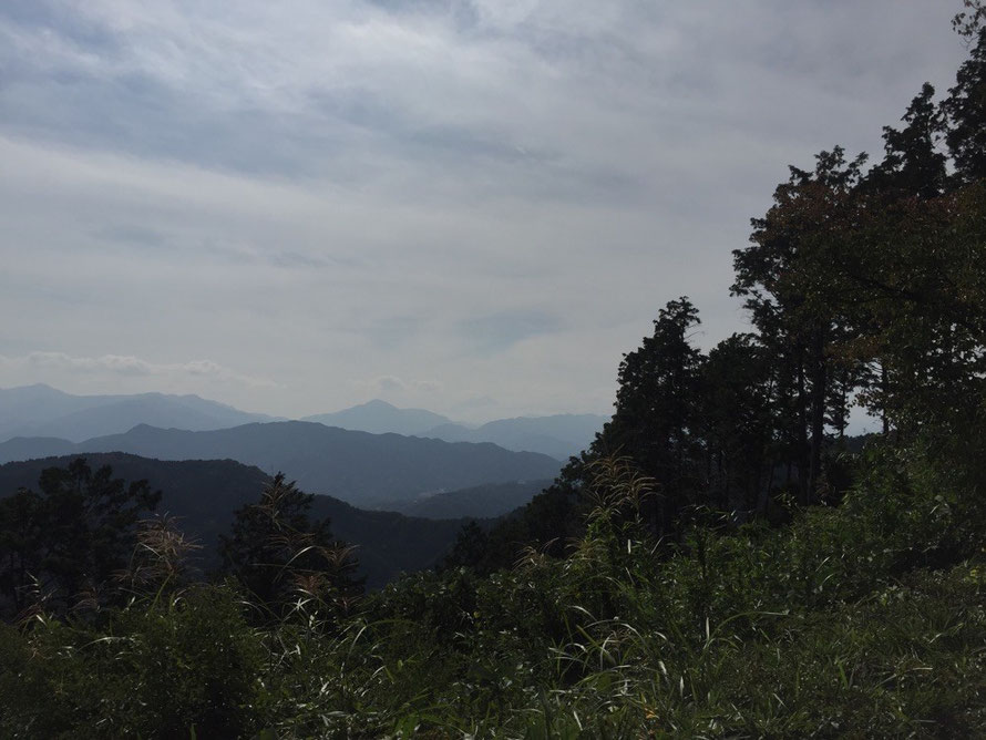 View point of Mt. Fuji from Momijidai base at Mt. Takao Tokyo Hachioji mountain hiking picnic nature tourist spot TAMA Tourism Promotion - Visit Tama  高尾山もみじ台から富士山方向への眺望 東京都八王子市 登山 ハイキング ピクニック 自然 観光スポット 多摩観光振興会