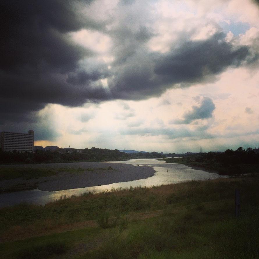 Tama River Tokyo Komae nature walking running course tourist spot TAMA Tourism Promotion - Visit Tama 多摩川 東京都狛江市 自然 散策 ランニングコース 観光スポット 多摩観光振興会