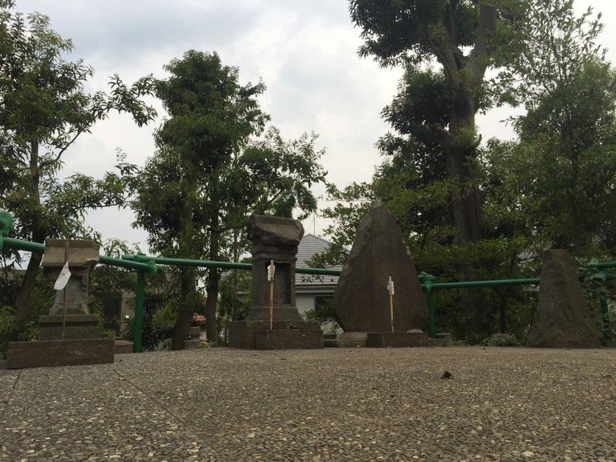 Top of Nakazato Mt. Fuji Tokyo KIyose walking historical tourist spot TAMA Toursim Promotion - Visit Tama 中里富士山 頂上 東京都清瀬市 散策 歴史 観光スポット 多摩観光振興会