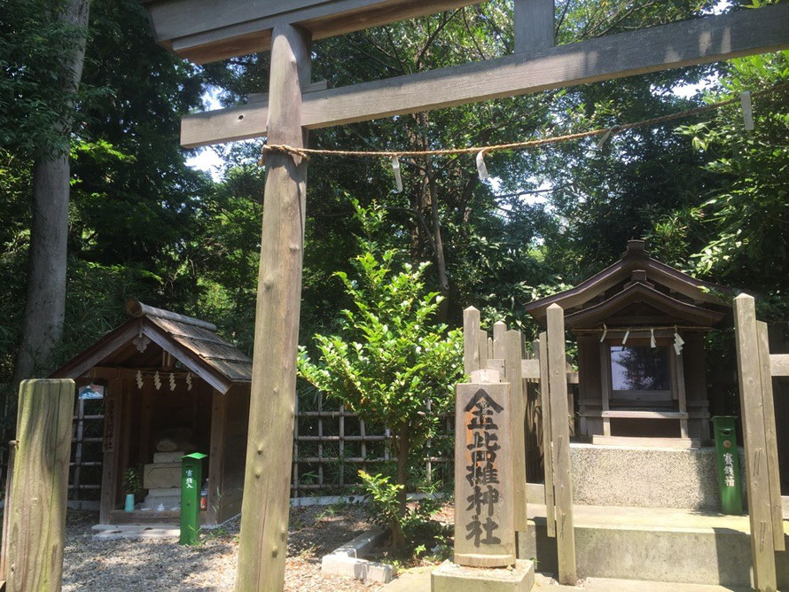 Top of Mt. Konpira Tokyo Tachikawa Konpira Shrine & Fujisengen Shrine historical tourist spot TAMA Tourism Promotion - Visit Tama 金比羅山 山頂 東京都立川市 神社 歴史 観光スポット 多摩観光振興会
