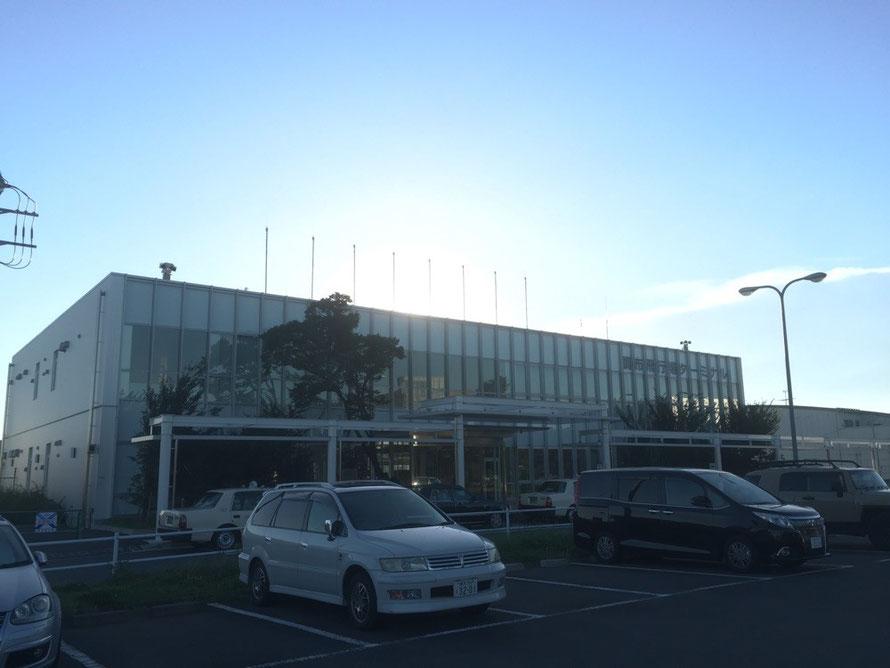 Chofu Airport Terminal Building Tokyo Chofu TAMA Tourism Promotion - Visit Tama 調布飛行場ターミナル 東京都調布市 空港 多摩観光振興会