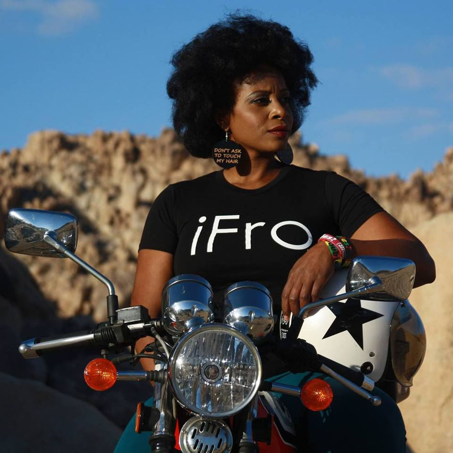 Melanin, Afro, Curvy, Bikes, Riders, Plus Size, Full-Figured, Inspiration, Quotes, Blogs, Spiritual, Journey
