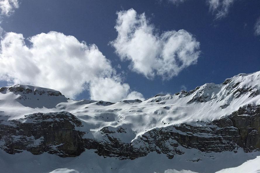 Skitour Chistihubel