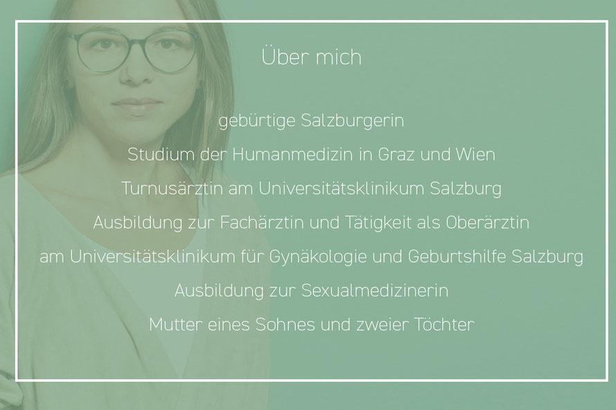 Dr. Eva Dölzlmüller ist Oberärztin am Universitätsklinikum Salzburg und Mutter von drei Kindern