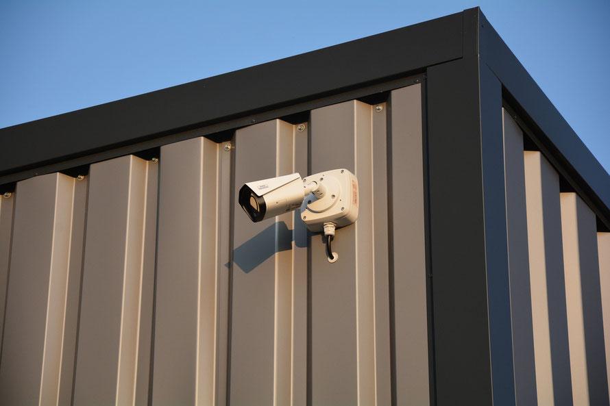 Videoüberwachungsanlage Deutschlandsberg