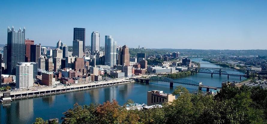 Pittsburgh externalisation administration des ventes export