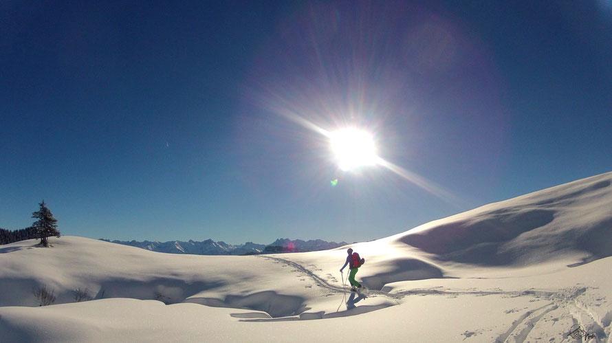 Skitour in Balderschwang