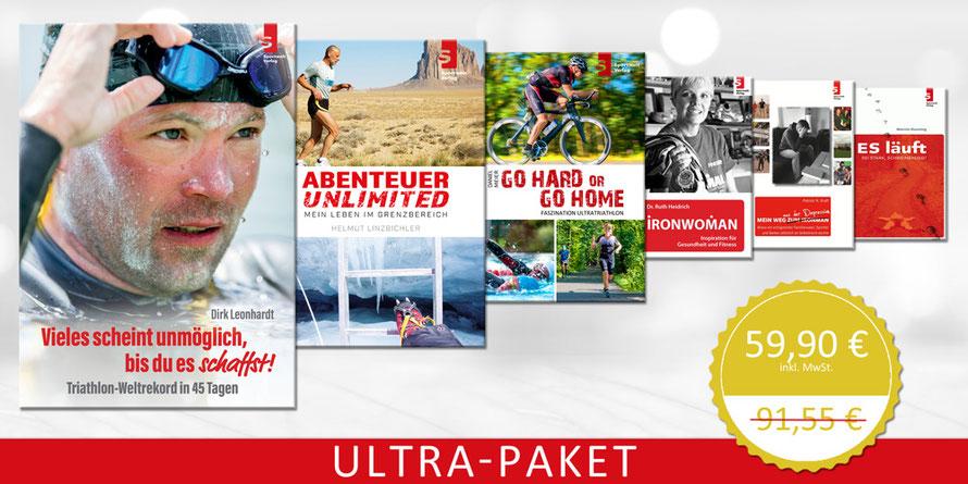 Ultra-Paket für alle Ultra-Athleten