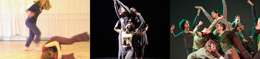 Tanzimprovisation - Dance Your Soul - Ausdruckstanz