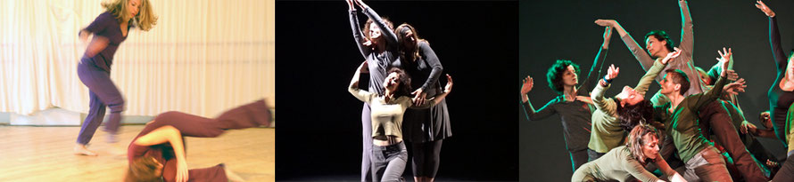 Tanzimprovisation - Dance Your Soul - Ausdruckstanz in Hamburg