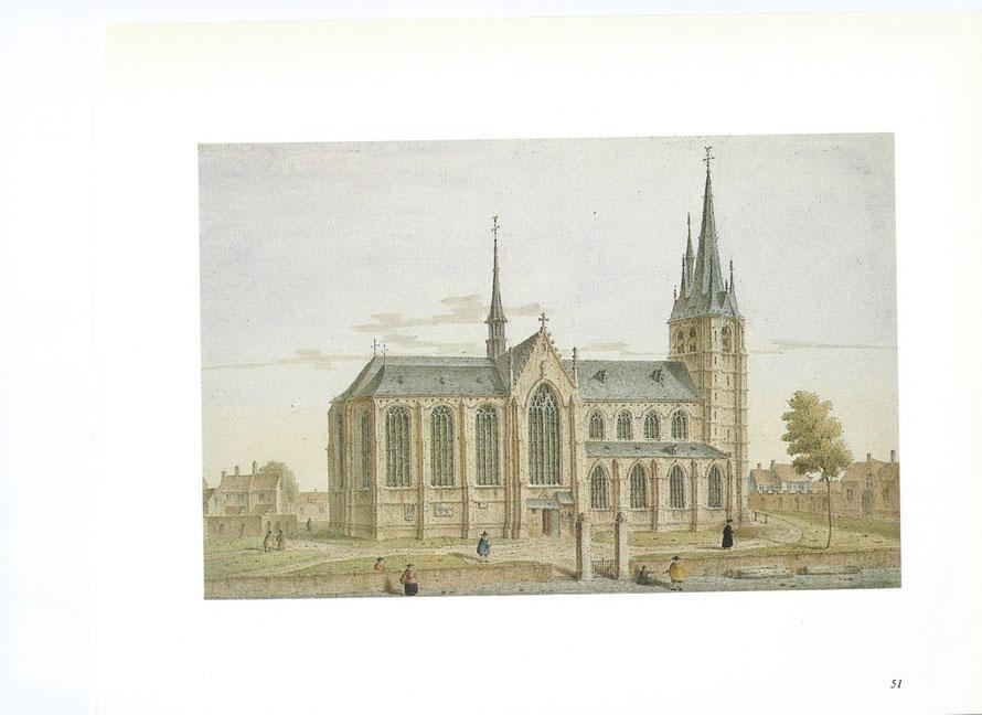 Sint-Janskerk door De Noter