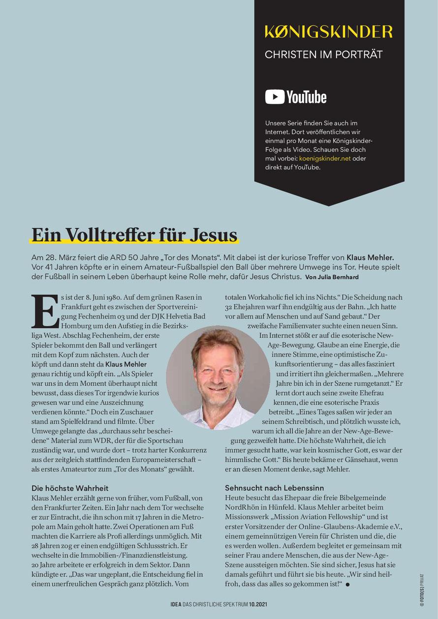 Quelle: idea spectrum - https://www.idea.de/spektrum/ein-volltreffer-fuer-jesus