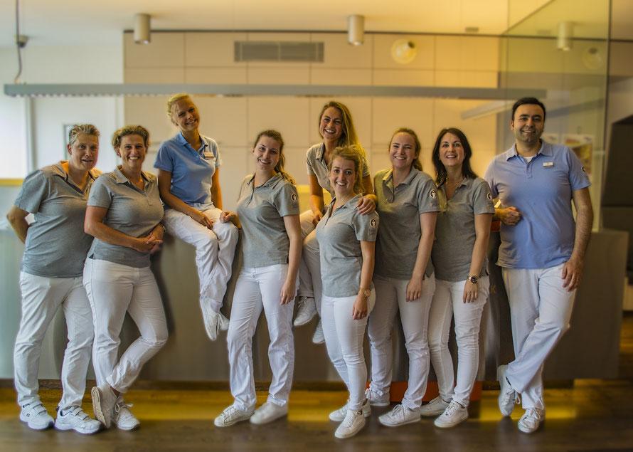 Team tandartsenpraktijk Friends4Dents Den Dungen, Den Bosch