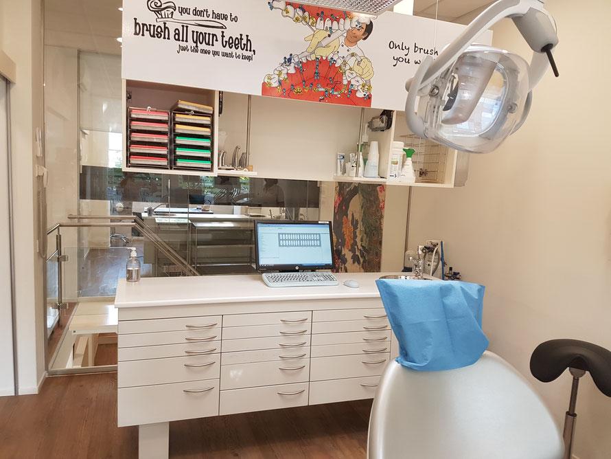 Behandelkamer Praktijk 257/Beautydent Rotterdam