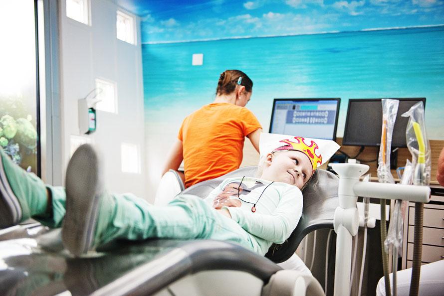 De lieve tandarts in Kerkrade - Amalia Kliniek