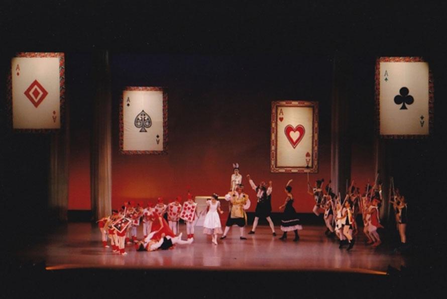 不思議の国のアリス 群馬 高崎 前橋 バレエコンサート