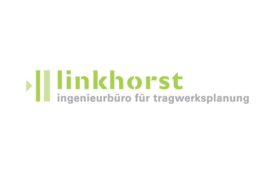 Logo für das Ingenieurbüro Linkhorst in München