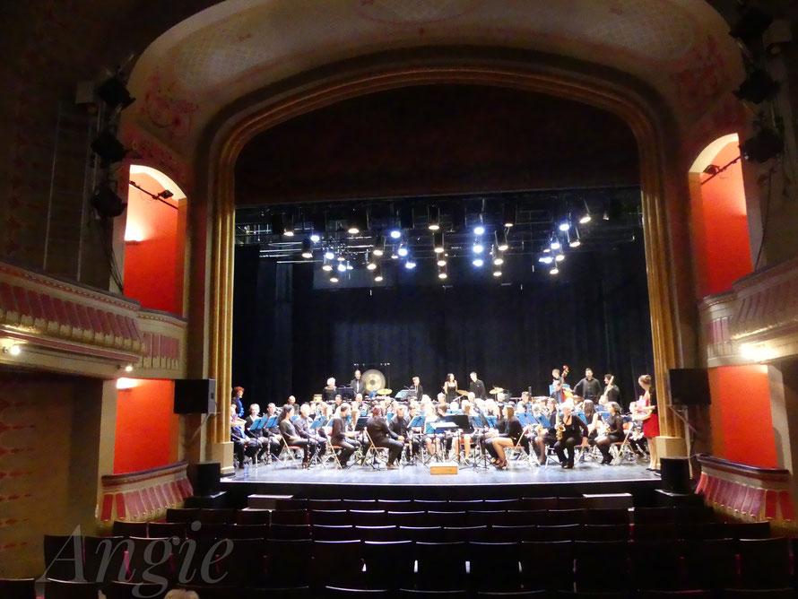 Concert au théâtre de Vals 2019