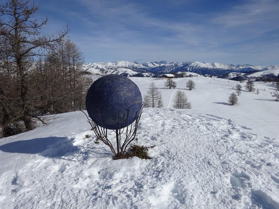 Uranus sous la neige