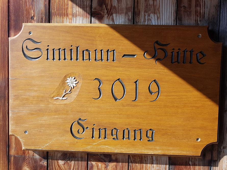 Der höchste Punkt des E5: Die Similaun-Hütte auf 3019 m