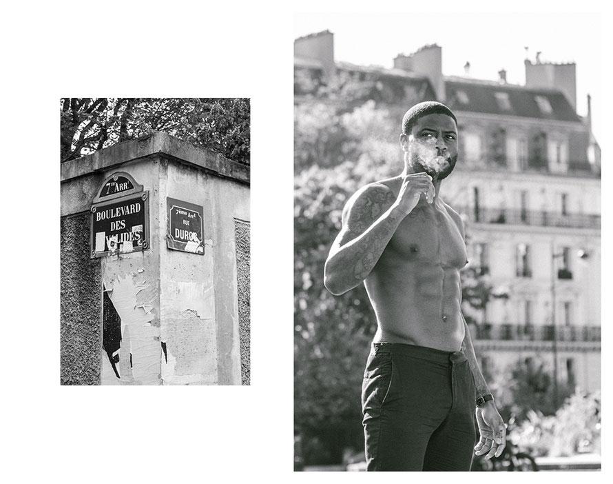 stephane bell, fashion editorial paris