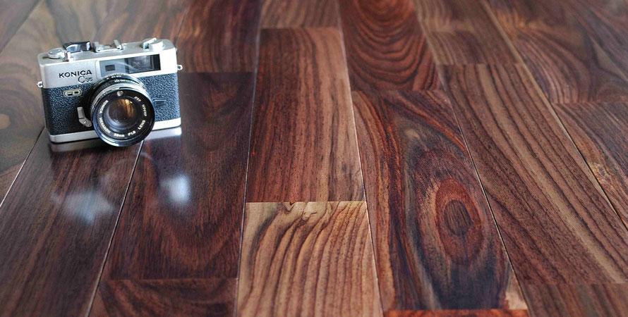 ロースウッド ユニ 90幅 ウレタン塗装 無垢フローリング アンドウッド 新潟 andwood