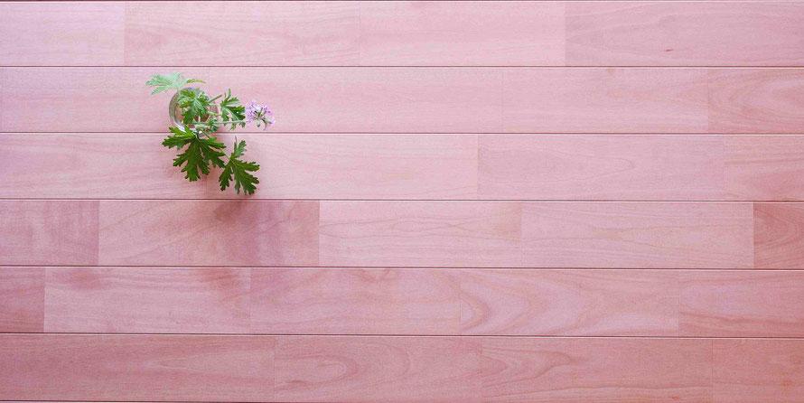 西南サクラ ユニ 90幅  セレクト  ウレタン塗装  andwood アンドウッド 無垢フローリング 新潟